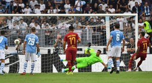 Lazio, Roma settle for derby stalemate. AFP