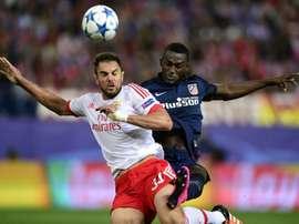Jardel será jugador del Benfica hasta la próxima década. AFP
