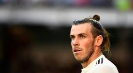 Bale destacó las vicisitudes del deporte de élite. AFP
