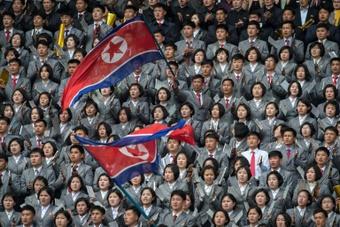 Corea del Norte se retira de la clasificación para el Mundial de Catar 2022. AFP