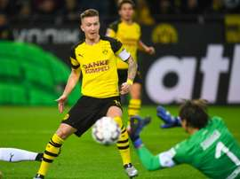 Reus insisted that he would never join Dortmund's arch-rivals. GOAL