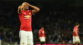 Scholes tiene tantos elogios como críticas para el United. AFP
