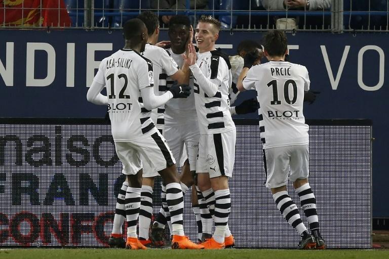Rennes : Deux blessés contre Troyes