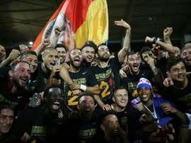 Galatasaray é o novo campeão Turco.EFE