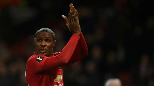 OFFICIAL: Ighalo extends his loan with Man Utd to 2021. AFP