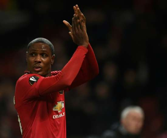 Ighalo va quitter MU cette semaine. afp
