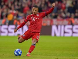 The midfielder would be a huge miss for the Bavarian club. AFP