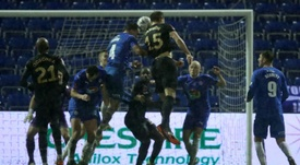 West Ham see off Stockport fireworks to reach FA Cup 4th round. AFP