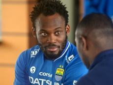 Essien is heading back to Ghana. AFP