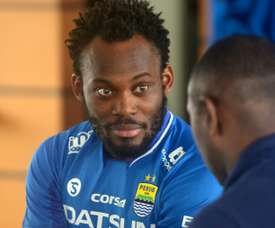 Essien is heading back to Ghana. AFP
