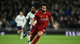 Title, not invincible tag, the most important goal for Salah. AFP