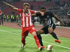 Serbia-Albania rivalry hangs over Europa League Belgrade clash