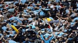 Man City will be paying their lawyer lots of money. AFP