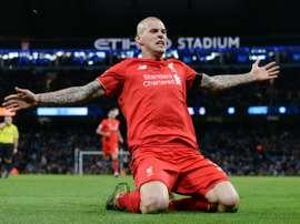 It's official: Skrtel will leave Liverpool. AFP