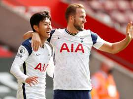 Son and Kane had an incredible game. afp_en