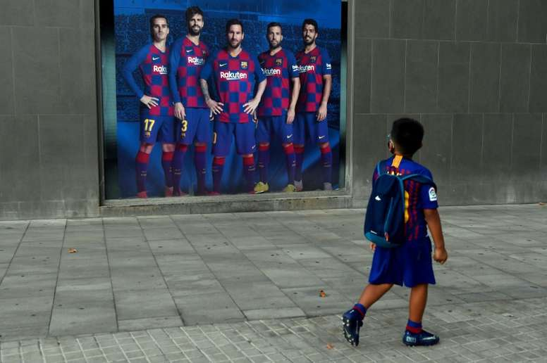 Tourism brings in vital cash for Barca and Madrid. AFP