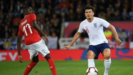Maguire was happy with his team's second half performance. AFP