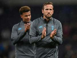 Spurs need to back up Red Star win in Premier League, says Kane. AFP