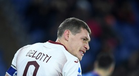 Andrea Belotti gave Torino yet another victory. AFP