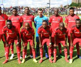 The fate of the South African league will be decided on Friday. AFP
