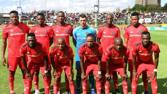 Orlando Pirates suffered a shock defeat to Stellenbosch. AFP