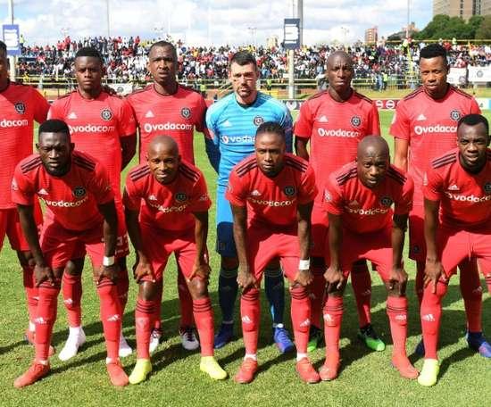 Struggling Kaizer Chiefs, Orlando Pirates squeeze through. afp