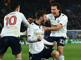 Bolton Wanderers have won the FA Cup four times. AFP