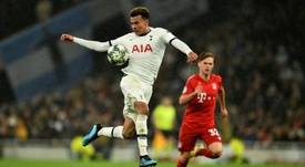 Real Madrid are not interested in Dele Alli. AFP