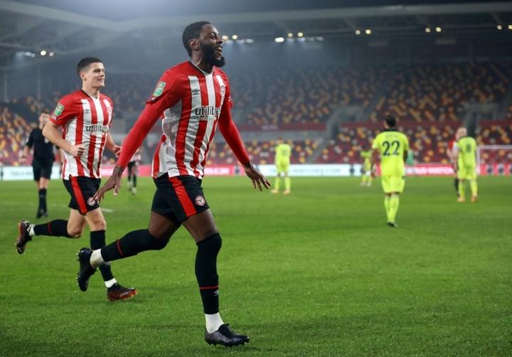 El Brentford recibirá al Arsenal en el estreno liguero. AFP