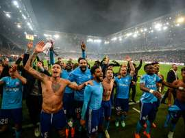 Marseille turn their attention back to the domestic campaign. AFP
