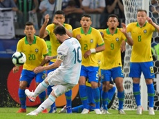 Second Brazil-Argentina clash heading to Saudi Arabia. AFP