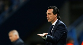 Unai Emery has achieved success in France and Spain. AFP
