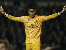 PSG's Areola joins Fulham on loan. AFP