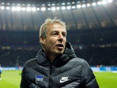 Klinsmann eyes shock win over ex-club Bayern in Berlin