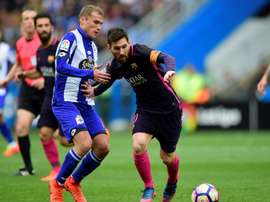 Barcelona looked tired in Deportivo defeat.