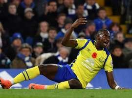 Allardyce believes Bolasie will 'restore balance' to Everton. AFP