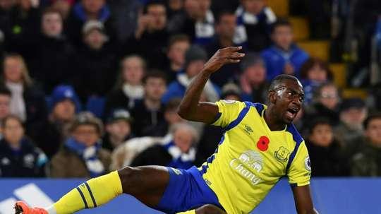 Bolasie has left Everton. AFP