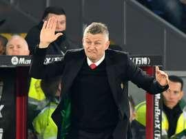 Lukaku's striking ambition pleases Solskjaer as Man Utd beat Palace.