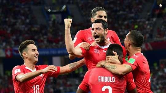 Switzerland bid to summon spirit of 1954 World Cup. AFP