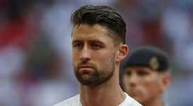 Gary Cahill could return to Aston Villa. AFP