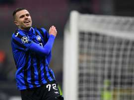 Ilicic just 'shooting at goal' for wonder strike. AFP