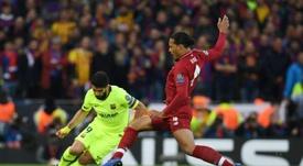 Leboeuf soltou o verbo sobre Luis Suárez. AFP