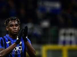 L'Atalanta et Zapata font exploser Lecce. AFP