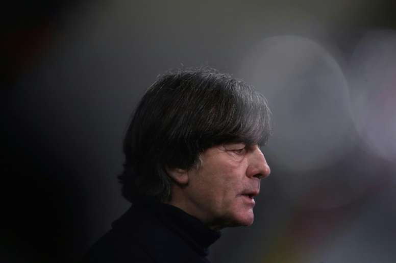 Joachim Low was lost for words after Germany lost 6-0 to Spain. AFP