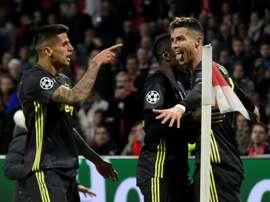 Ronaldo's Juve ready to seal Serie A before Ajax decider
