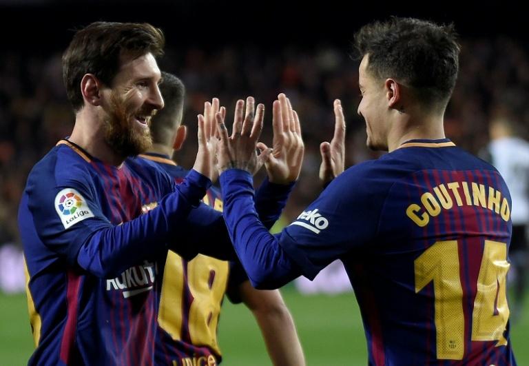 Le Barça réussit sa dernière répétition avant Chelsea