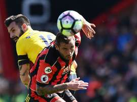 Boro facing relegation after 4-0 Bournemouth drubbing