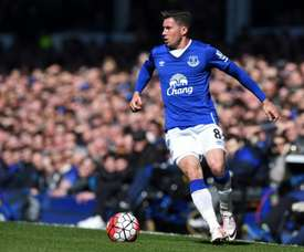 Costa Rican midfielder Bryan Oviedo signed a three-and-a-half year contract with Sunderland. AFP
