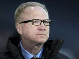 Alex McLeish's side have got off to a terrible start. AFP