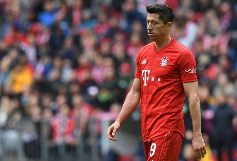 Bayern Munich suffer first defeat in wake of Spurs romp. AFP